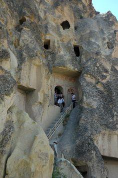 Parque Nacional de Göreme, Capadocia