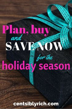 Plan, buy and save now for the holiday season. Check out preparation ideas for a traditional and more minimalist holiday.