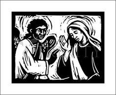 """""""Let it be unto me..."""" by Julie Lonneman:"""