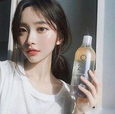 ➷ulzzang ღ girls➶ Korean Beauty Girls, Pretty Korean Girls, Cute Korean Girl, Pretty Asian, Asian Beauty, Asian Girl, Ulzzang Makeup, Chica Cool, Ulzzang Korean Girl