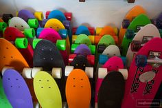 @The Hundreds...penny skateboards