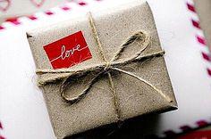 Как упаковать подарок любимому мужчине