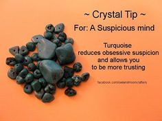 Crystal healing for a suspicious mind