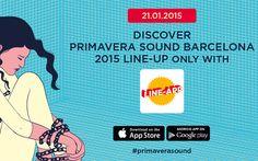 Line-App, la nueva app del Primavera Sound.