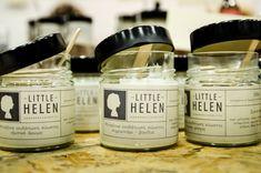 Little Helen handmade cosmetics Xmas 2017