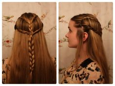 lord of the rings inspired braid