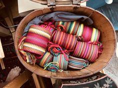 Folk, Weaving, Blanket, Crochet, Popular, Forks, Ganchillo, Folk Music, Loom Weaving