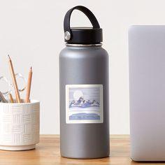 """Glacier Mountain Ranges"" Sticker by Joshua1870   Redbubble Lace Design, Pattern Design, Floral Design, Graphic Design, Turkish Pattern, Mandala Coloring, Vintage Ornaments, Transparent Stickers, Sticker Design"