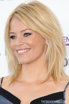 – My hair and beauty Elizabeth Banks Hair, Auburn Blonde Hair, Kool Aid Hair, Jennifer Lawrence Pics, Hair Fixing, Most Beautiful People, Hair Today, Hair Dos, Beauty Trends