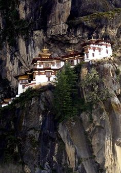 Tiger's Nest Monastery in Bhutan - a sight that never fails to take your breath away.