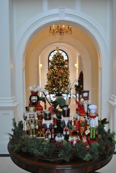 The Enchanted Home: My home, | Christmas Nutcrackers | Pinterest ...