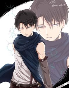 I havent posted allot of Levi stuff but one day i'll raid my downloads to show u guys x3