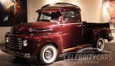 1948 Ford F-100 Pick-up Truck