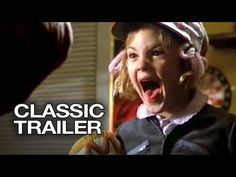 E.T.: The Extra-Terrestrial Official Trailer #1 - Drew Barrymore Movie (1982) HD