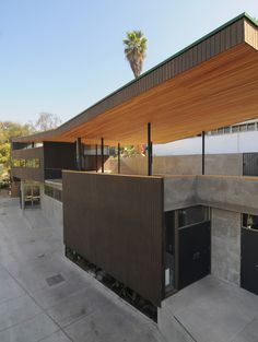 Zoo Veterinary Hospital - Carreño Sartori Arquitectos