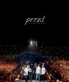 Proud!