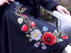 Muhu embroidery,just gorgeous!