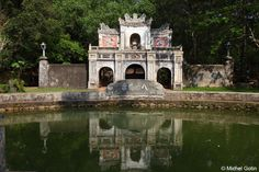 #Vietnam, Hue Tu Hieu Pagoda ©Michel Gotin