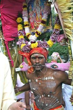 Le Cavadee est une cérémonie majeure pour la communauté tamoule et pour la Réunion.