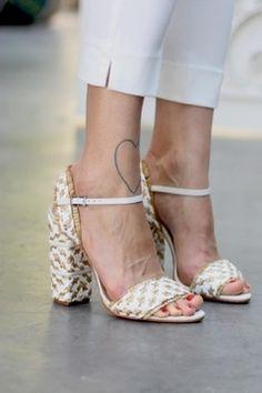 Schutz Unique High Heeled Sandals - Alternate List Placeholder Image