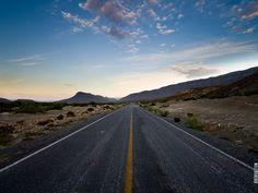 La carretera Coahuila - Nuevo León, hermoso paisaje para roadtrip.