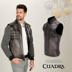 Navidad Cuadra 2017 #moda #cuadra #chaleco Vest, Jackets, Fashion, Moda Masculina, Men's, Knights, Sweater Vests, Navidad, Style