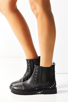 Margaux Studded Chelsea Boot