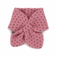 Oeuf NYC Neckie Pink/Marroon - babyssimo.de