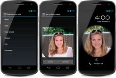 How to #unlock your #Android device with your #face_ID