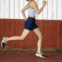 You'd be so surprised to see what your running form is! With the proper training and guidance, you can correct it and even shave time off your run!    www.redzoneperformancecenter.com