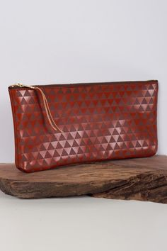Sons & Daughters Clutch - Brown