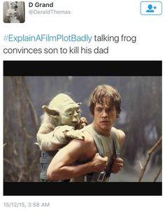 Explain a film plot