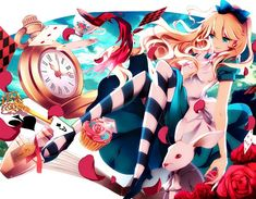 Tags: Anime, Alice In Wonderland, Alice (Alice In Wonderland), Xianguang