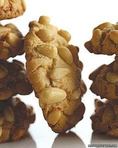 Pine Nut Cookies Recipe