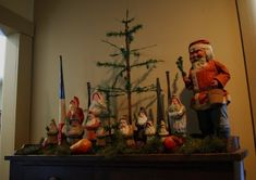 great old santas!