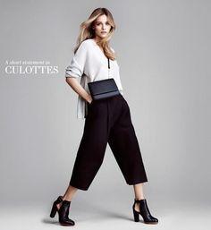 H&M y su perfecto repaso a los pantalones de moda del momento