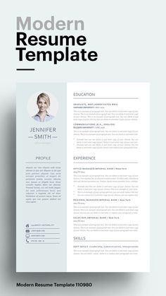 179 Best Professional Resume Template Microsoft Word Design