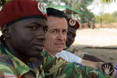 El Chad (África) www.deporteyartesolidario.tv Enero 2013 Milicia