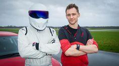 Tom on Top Gear