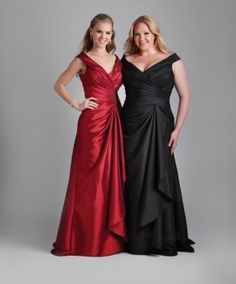 f633dc3a84f3 off the shoulder red evening dress, black plus size formal dress. Let us  create