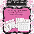 This fun, quick and easy game practices the counting up strategy of addition. It was designed to support the Common Core State Standard 1.OA.A.1 ...