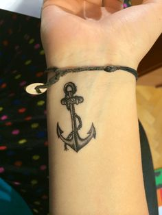 100 Appealing Anchor Tattoo Designs and Ideas For Men and Women #AwesomeTattooIdeas