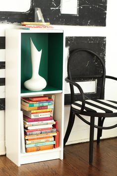 | Make all your IKEA hacks and upgrades really count by painting them the right way. There is a right way to paint laminate materials so that it better fits your home. Check out our tutorial!