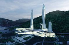 Penang Global City Center | Asymptote Architecture