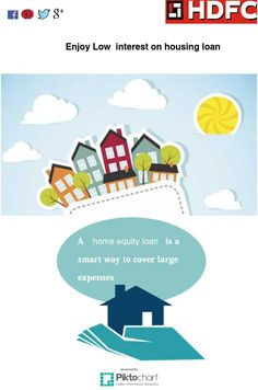 Hdfc  #homeequityloan available at attractive interest on #housingloan .