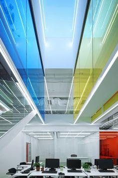 Oficinas 21 Cake / People's Architecture Office   Plataforma Arquitectura
