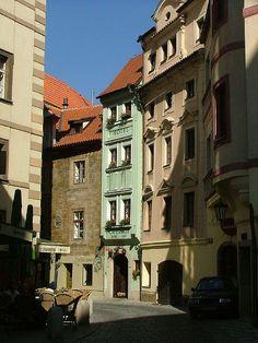 Historic Centre of Prague/ Praha, Czech Republic by LeszekZadlo, via Flickr