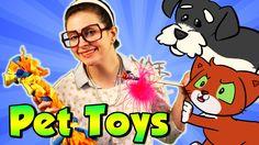 Cat & Dog DIY Crafts - Pet Toys DIY | Arts and Crafts https://www.pinterest.com/whalesloveyou/