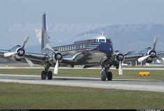 Douglas DC-6B - Red Bull (The Flying Bulls) | Aviation Photo #1034084 | Airliners.net