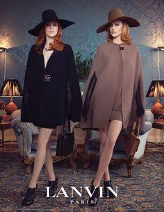 Lanvin Fall 2011 Ad Campaign